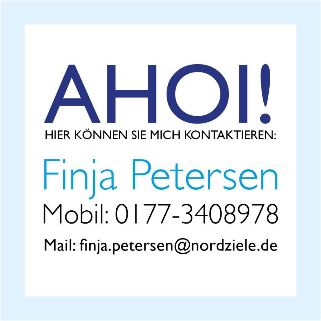 Visitenkarte Kontakt